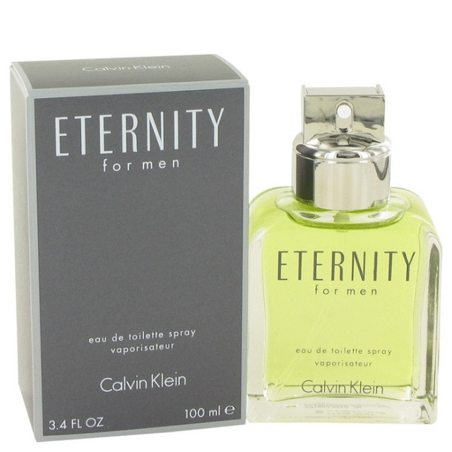 CALVIN KLEIN Eternity, 100ml, edt