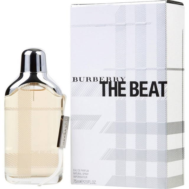 BURBERRY-The Beat, 50ml EDT