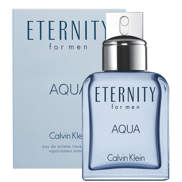 CALVIN KLEIN- Eternity Aqua, 100ml, edt