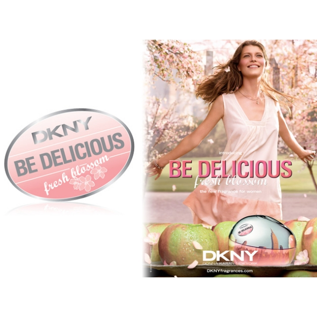 DKNY-Be Delicious Fresh Blossom, 100ml EDP