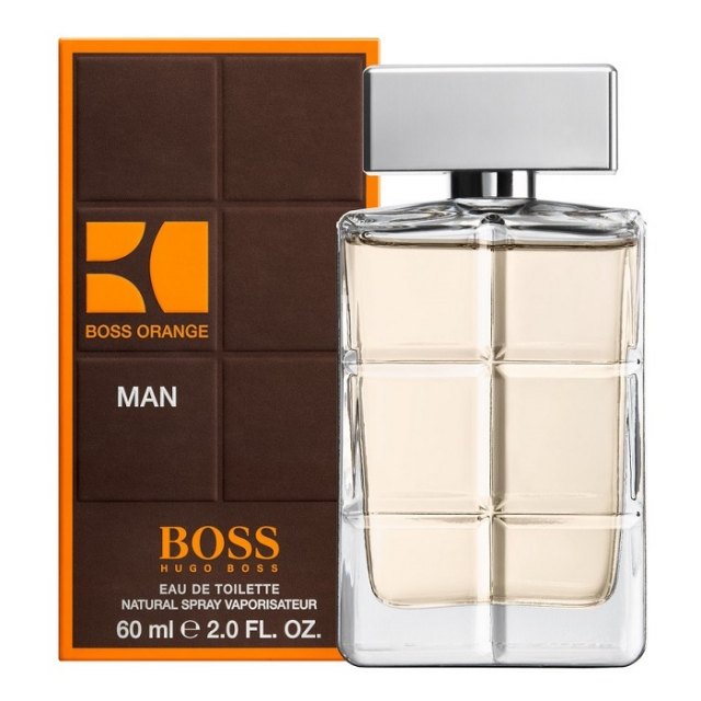 HUGO BOSS-Boss Orange Man, 60ml, edt