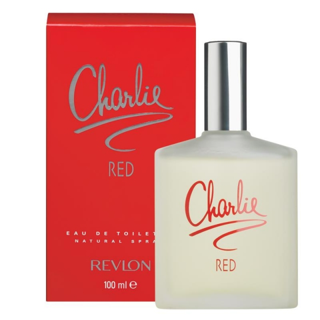 REVLON- CHARLIE- Red, 100ml