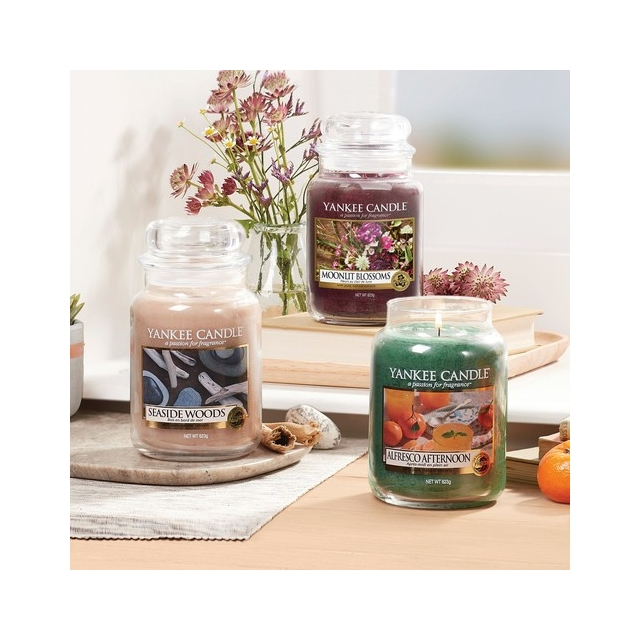 YANKEE CANDLE sveča Alfresco Afternoon 411g